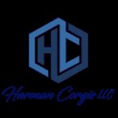 Harman Corgis Watermark LLC Blue